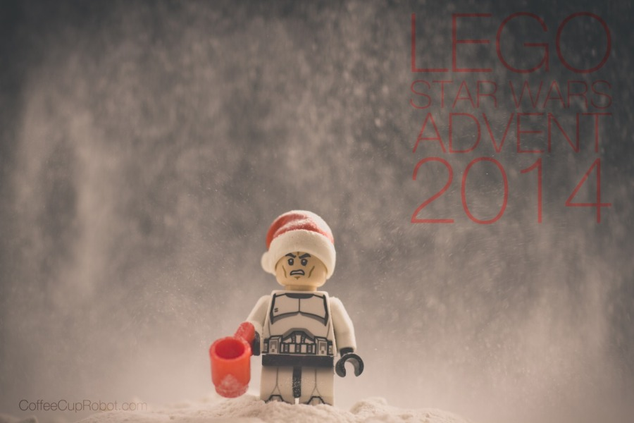 Day 4 of the Lego Star Wars Advent Calendar