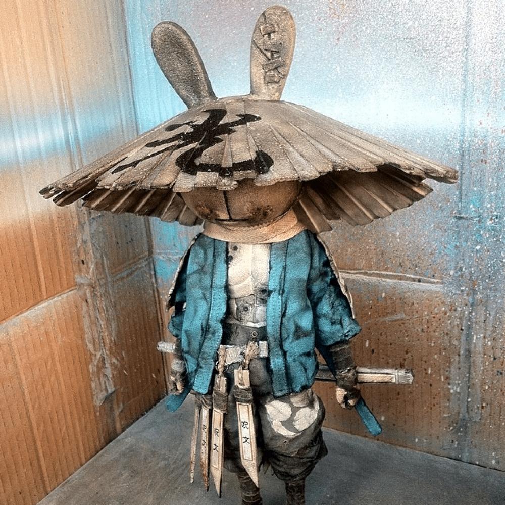 RABBITTO by alympu hat