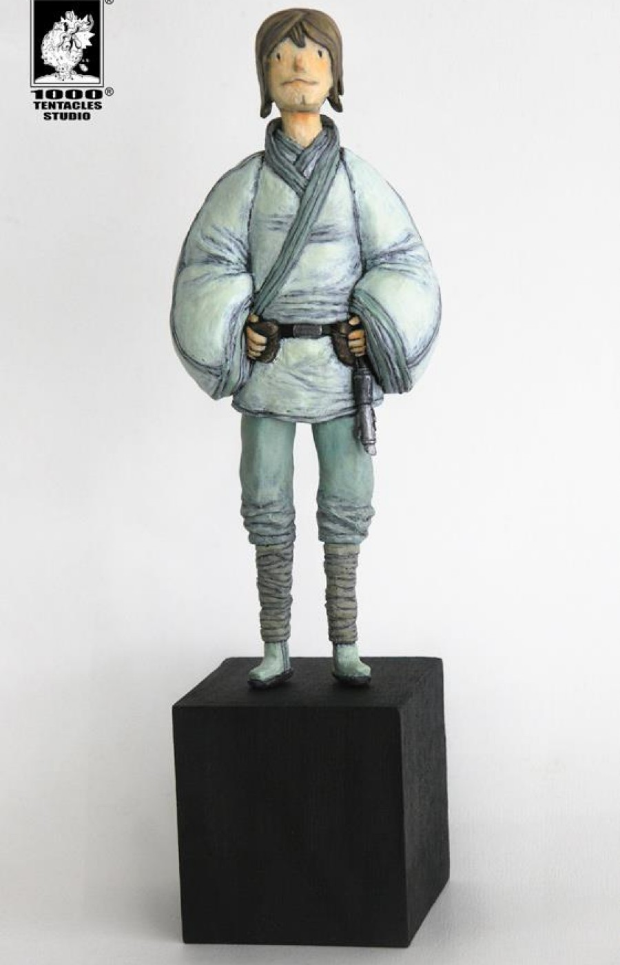 1000Tentacles Star Wars series luke skywalker 2
