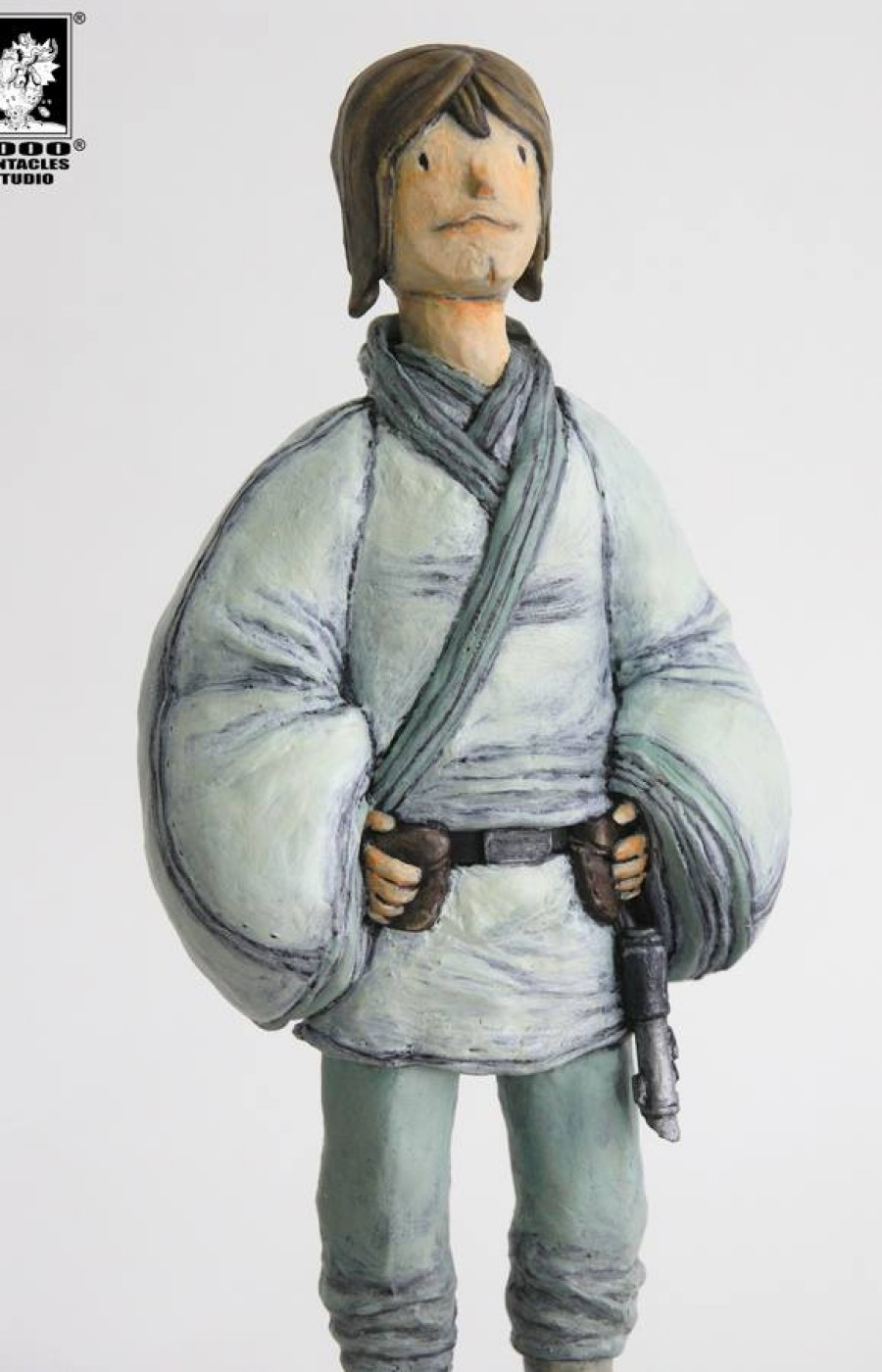 1000Tentacles Star Wars series luke skywalker