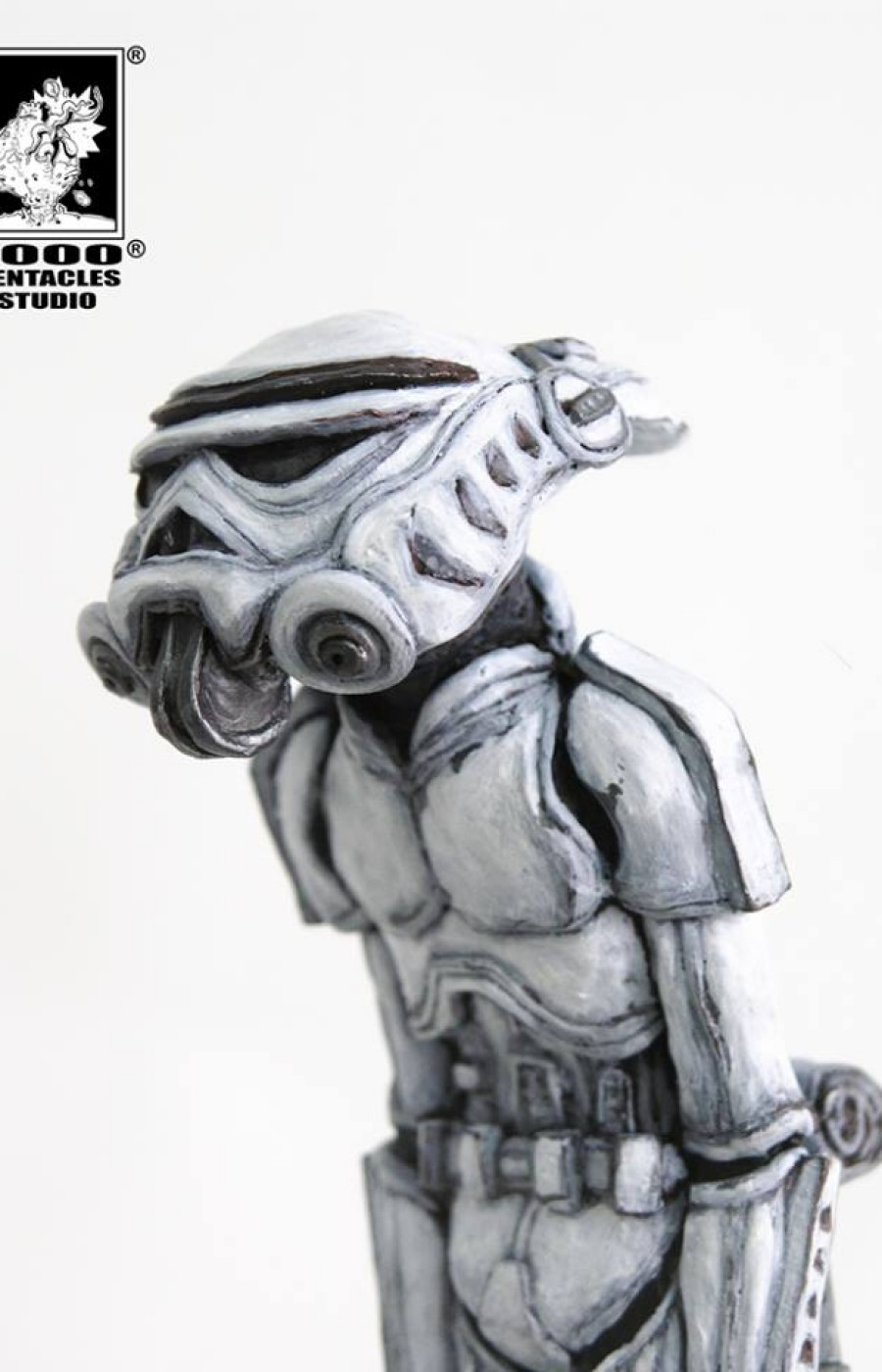 1000Tentacles Star wars series storm trooper