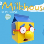 Milkhouse-By-Tattoo-Dave-x-Made-By-Cooper-The-simpsons-Millhouse-