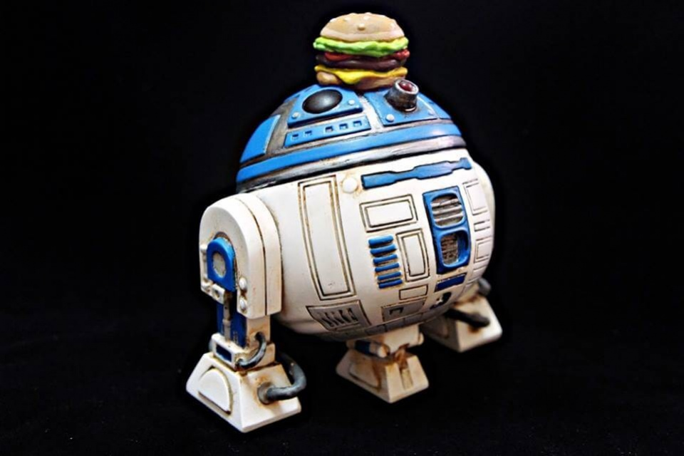 vtss the famous chunkies chunky astromech droid 11