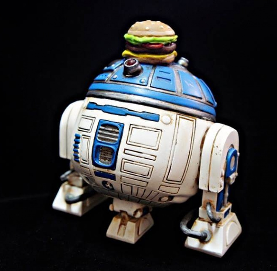 vtss the famous chunkies chunky astromech droid 2