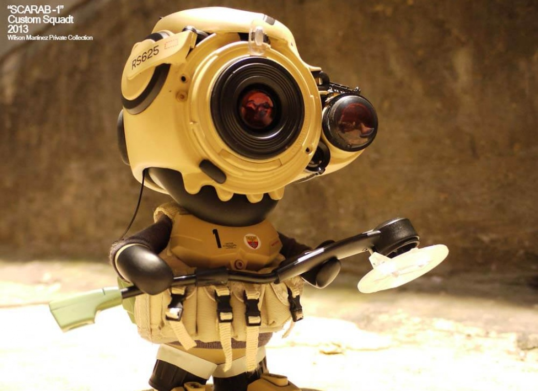 scarab 1A1 custom squadT by Jan Calleja front