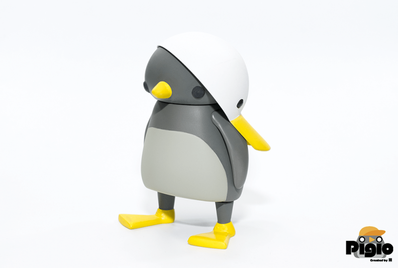 Pigio Series One By Zipbox cute resin toys