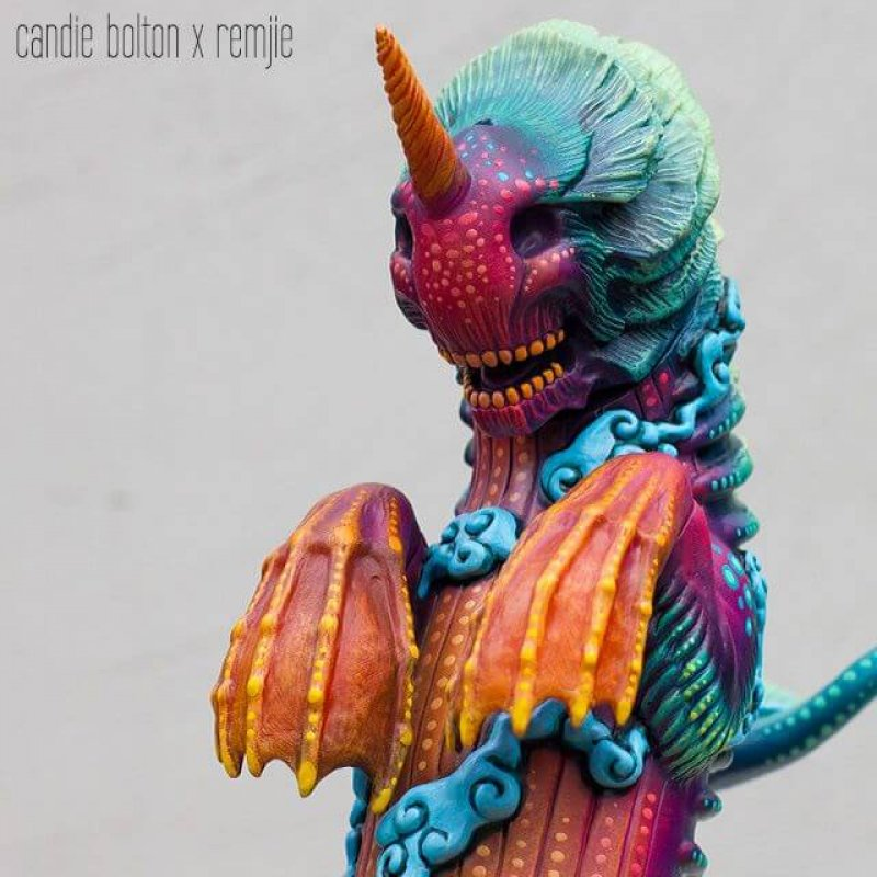 Burning Sky Bakekujira By Remjie Malham x Candie Bolton front