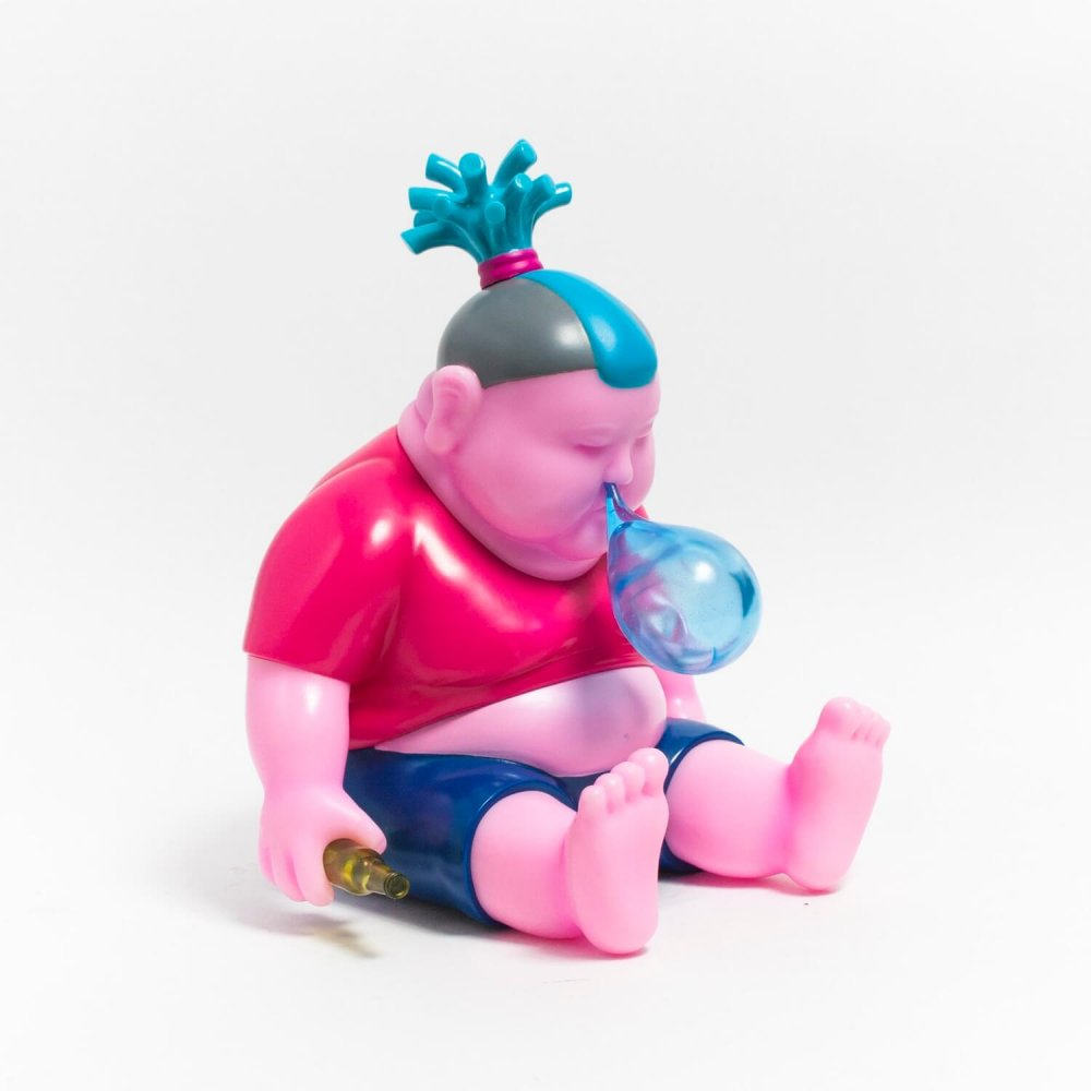 CHUNK FAIRYCOOKIES EDITION sofubi By Jim Dreams x Unbox industries FULL