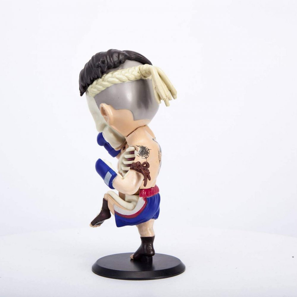Muay Thai Blue Corner Exclusive Thailand Toy Expo JPX x MightyJaxx x Sgt Smile back