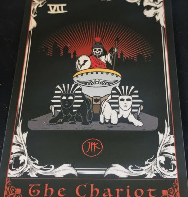 the-chariot-arcane-divination-tarot