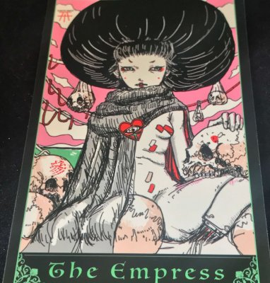 the-empress-arcane-divination-tarot