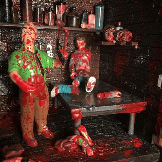 D$B themysticmuseum Burbank Xfiles:Twin Peaks show 2