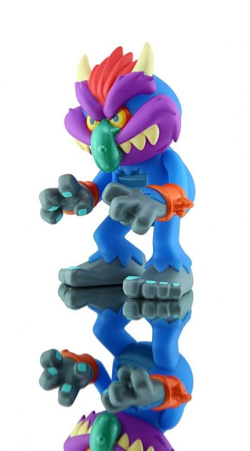MY PET MONSTER CLASSIC VINYL FIGURE By Creepy Co right