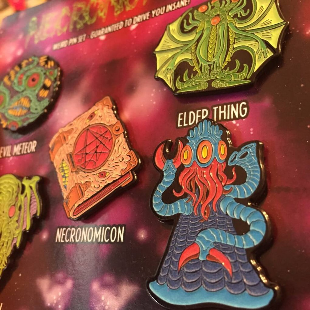 Skinner's Necronomicon Pop Up Book 6