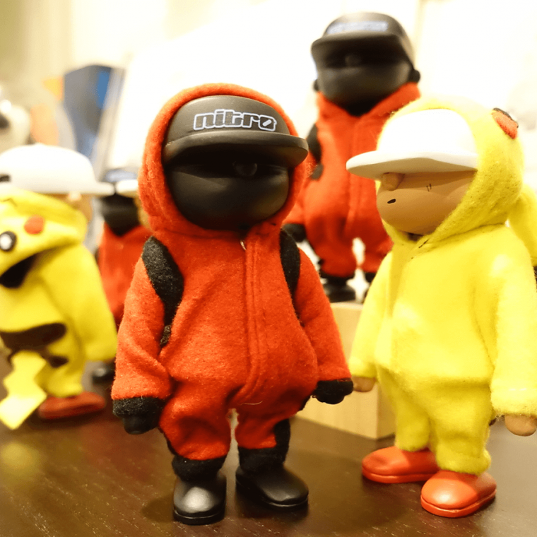 The Pocket Rascals By Wetworks Deadpool PIKACHU