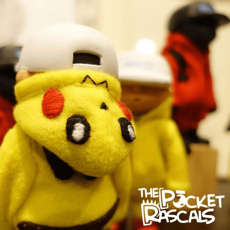 The Pocket Rascals By Wetworks pokemon PIKACHU