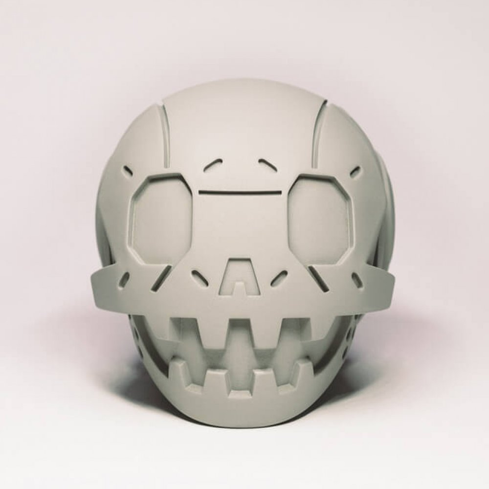 Calaverita MECHAVERITA KICKSTARTER From Beast Brothers x Ghetto Plastic Toys