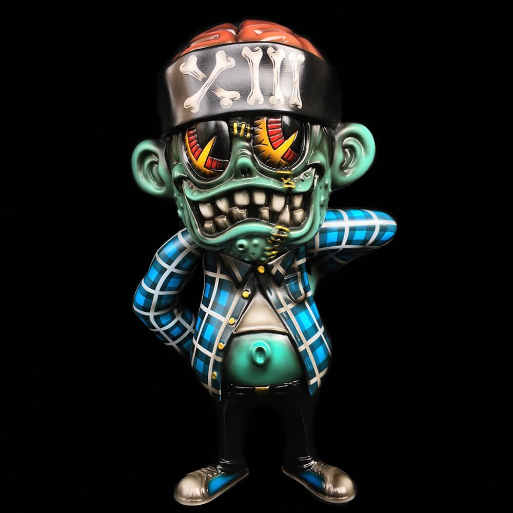 ONE OFF SKUM-kun by Marvel Okinawa for Dcon 3