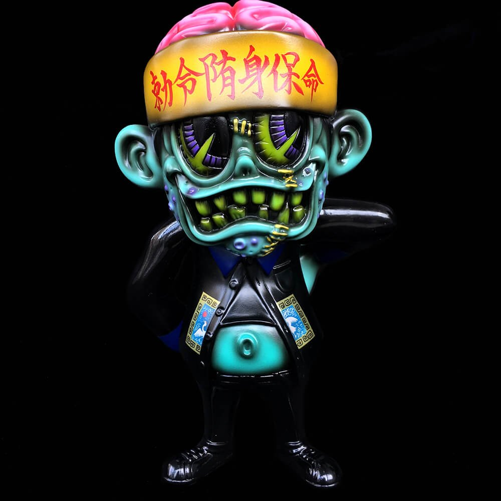 ONE OFF SKUM-kun by Marvel Okinawa for Dcon 7