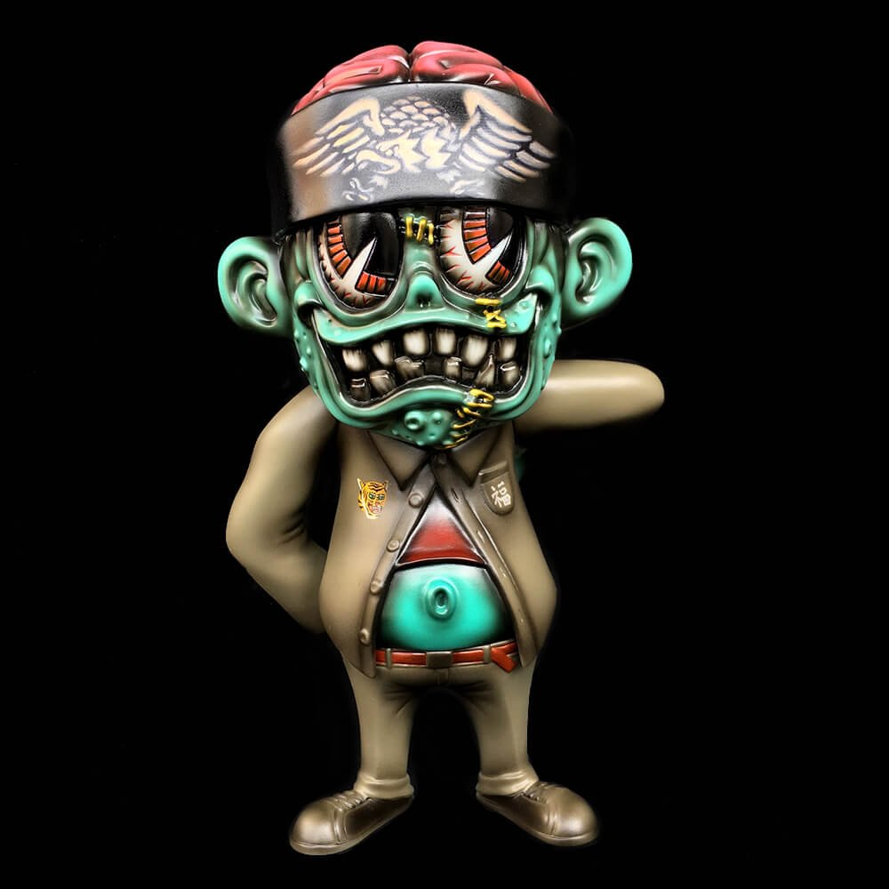 ONE OFF SKUM-kun by Marvel Okinawa for Dcon 9