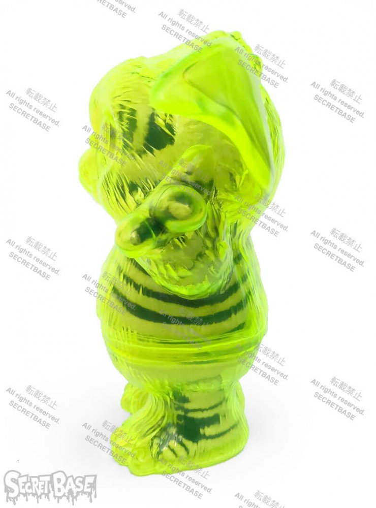 Gremlins Gizmo X-RAY Neon edition By SECRET BASE x atmos 23