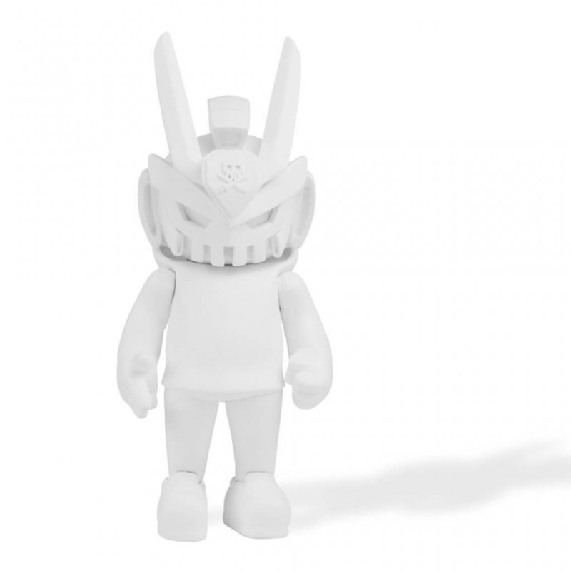 TEQ63 DIY BLANK By Quiccs x Martian Toys front