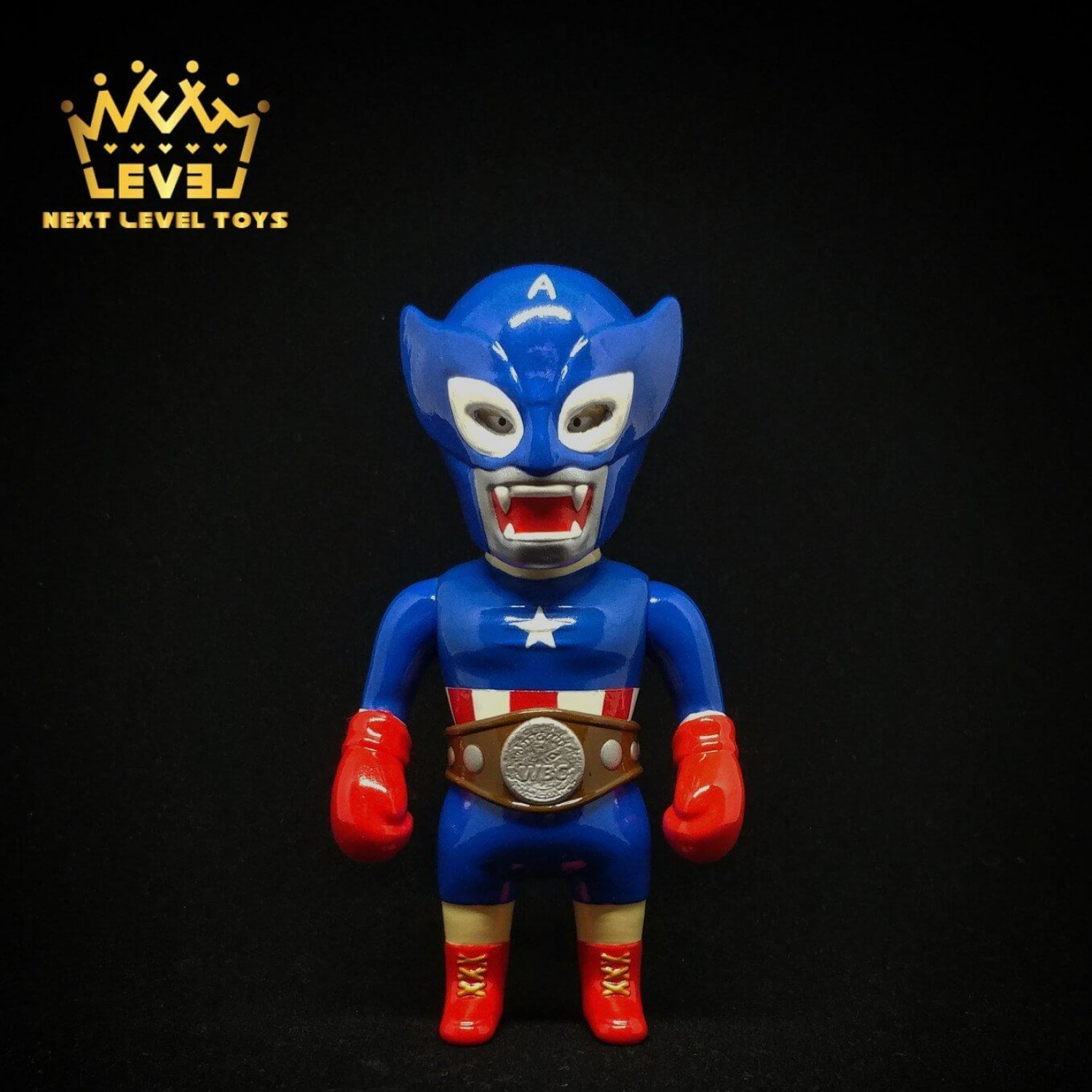 FIGHT OF THE CENTURY SET AMERICA HEROS COLOR VER. 3