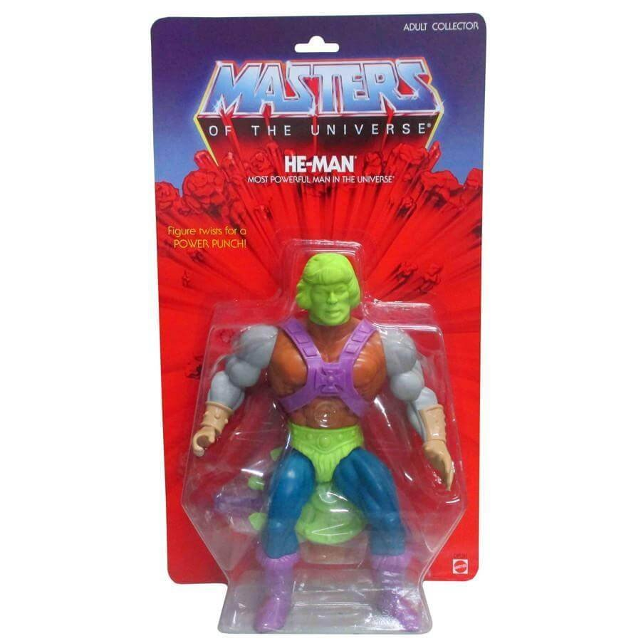 Masters of the Universe Test Shot – He-Man B 2