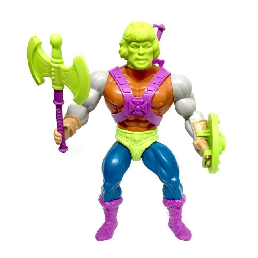 Masters of the Universe Test Shot – He-Man B