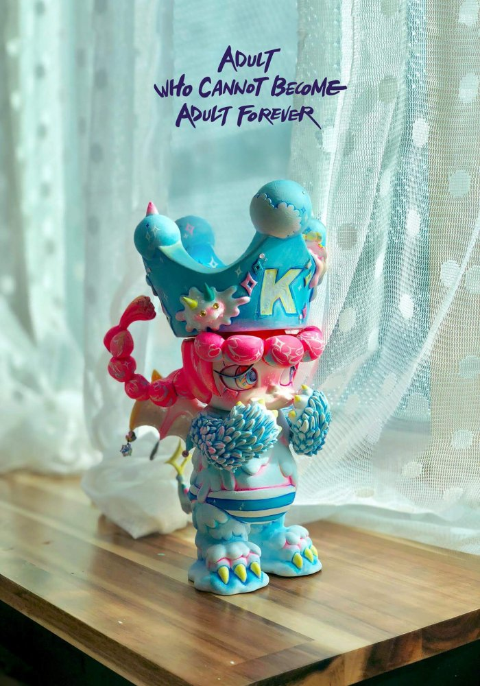 Adult who cannot become adult forever Erosion Molly By rakTANG x Kennyswork x Instinctoy r84