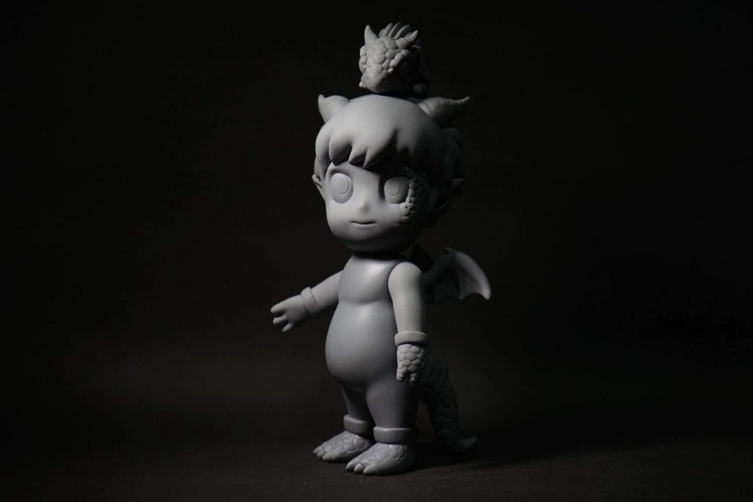 Ray & Rocco the Dragon Boy By Ballroon Weesuwan x WEE Toys Gallery r24